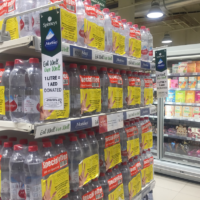MonViso mineral water now available at Spinneys and Waitrose UAE