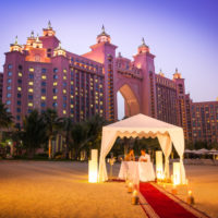 Atlantis The Palm to host seven-course Valentine's Day beach dinner