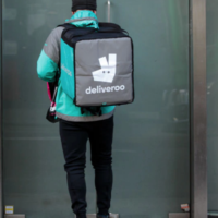 Deliveroo introduces contact-free delivery in the UAE