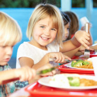 RATIONAL: Modern kitchen technology and improving school menus