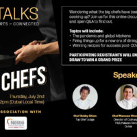 Register Now: HCNME Talks' Ask the Chefs