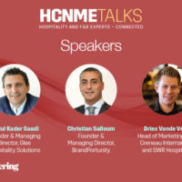 Hotel & Catering News ME hosts online discussion on 'The Future of F&B'