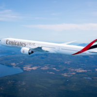 Emirates offers flights to 29 cities and resumes transits