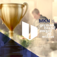 MKN wins 'German Brand Award' for marketing