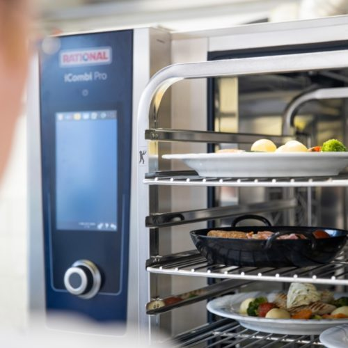 Rational highlights the importance of swift kitchen operations