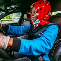 Last-mile delivery technology company One Click hires female drivers for the first time