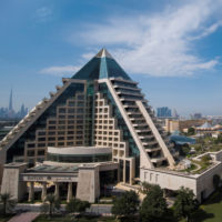 Raffles Dubai ranks among the world's top 10 hotels