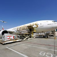 Emirates helps transport more than 160,000 kilograms of vital aid to Beirut