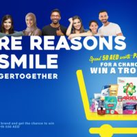 P&G and Carrefour collaborate to capture consumers' smiles for campaign