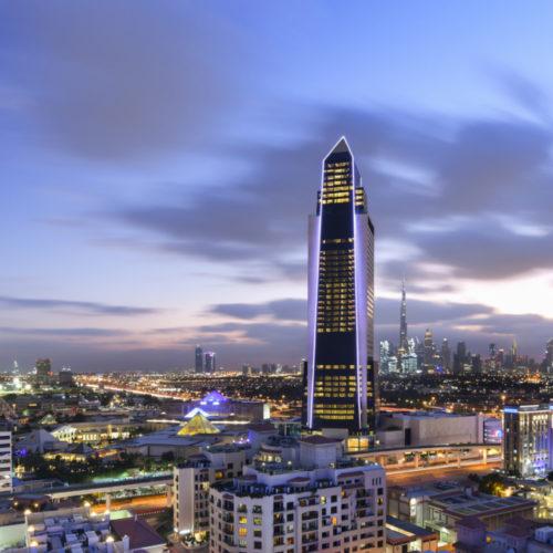 New Hotel: Sofitel Dubai The Obelisk