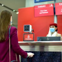 Emirates launches contactless biometric path at Dubai International Airport