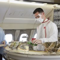 Emirates enhances on-board luxury experience features