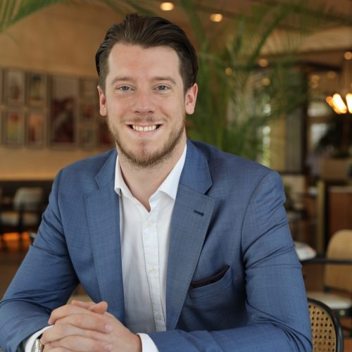 Totally Hooked: Meet The Duck Hook and Hillhouse Brasserie General Manager Paul Stewart