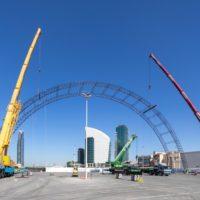 Dubai Festival City Mall to launch multi-purpose attraction 'The Arch'