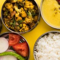 Indian restaurant Masala Bazaar introduces tiffin box meals