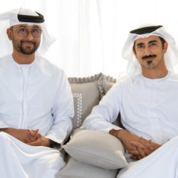 Sheikh Dr Majid Al Qassimi and Emirati entrepreneur Ali Mansoor launch Dubai-based, fair trade company People's Coffee