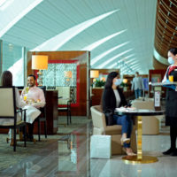 Emirates reopens lounges worldwide starting with Cairo