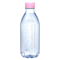 evian introduces new label-free, 100% recycled bottle