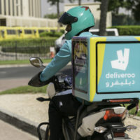 Deliveroo completes new funding round valuing the business at over $7 billion