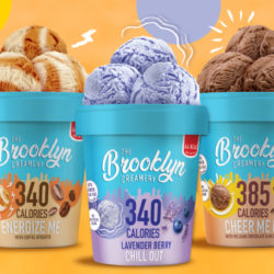 The Brooklyn Creamery introduces mood-enhancing ice cream