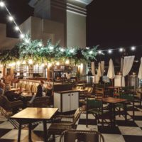 The Pangolin launches new ladies' night on its terrace