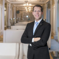 Kristoffer Nordström joins Waldorf Astoria Ras Al Khaimah as operations manager